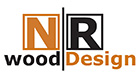 NR Wood Design Logo